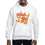 Get Down (squares design) Hooded Sweatshirt