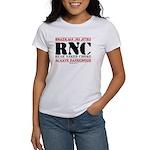 RNC Rear Naked Choke Women's T-Shirt