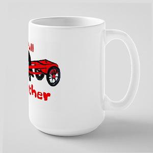 Newfs: pull together Large Mug