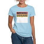Choking Hazard Women's Light T-Shirt