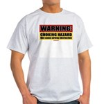 Choking Hazard Light T-Shirt