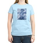 Singing the Van Gogh Blues Women's Light T-Shirt