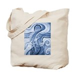 Singing the Van Gogh Blues Tote Bag