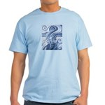 Singing the Van Gogh Blues Light T-Shirt