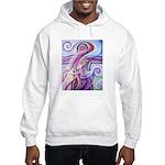 Singing to Van Gogh Hooded Sweatshirt