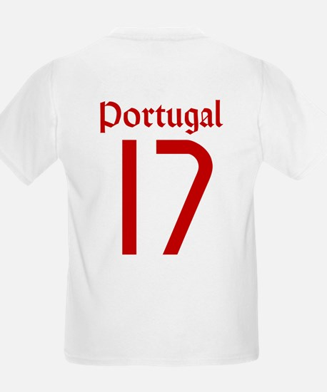 Portugal 06 - Ronaldo Kids T-Shirt