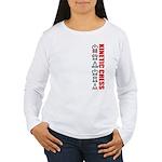 Kinetic Chess BJJ Women's Long Sleeve T-Shirt