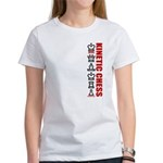 Kinetic Chess BJJ Women's T-Shirt