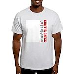 Kinetic Chess BJJ Light T-Shirt