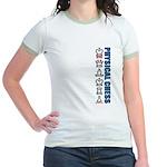 Physical Chess Jr. Ringer T-Shirt