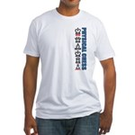Physical Chess Fitted T-Shirt