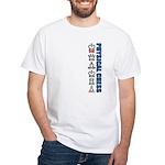 Physical Chess White T-Shirt