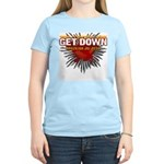 Get Down Women's Light T-Shirt
