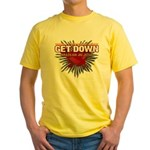 Get Down Yellow T-Shirt