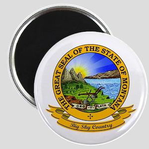 Montana Seal Magnet