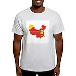 September 2005 DTC Shop Ash Grey T-Shirt