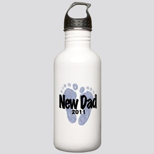 New Dad 2011 (Boy) Stainless Water Bottle 1.0L