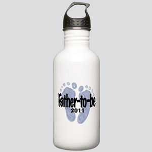 Father to Be 2011 (Boy) Stainless Water Bottle 1.0