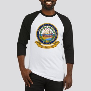 New Hampshire Seal Baseball Jersey