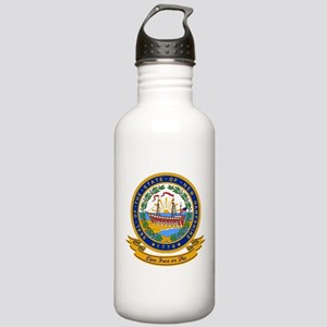 New Hampshire Seal Stainless Water Bottle 1.0L