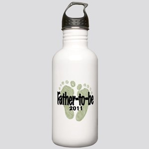 Father to Be 2011 (Unisex) Stainless Water Bottle