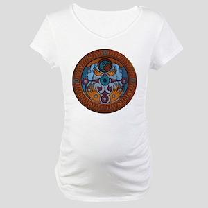 Clock Tower Maternity T-Shirt