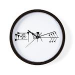 Amagi Wall Clock