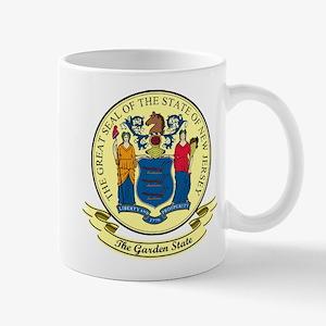 New Jersey Seal Mug