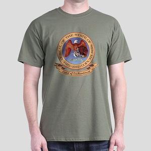 New Mexico Seal Dark T-Shirt