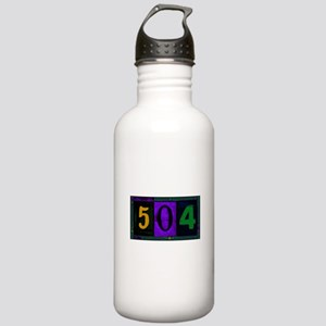 NOLA 504 Stainless Water Bottle 1.0L
