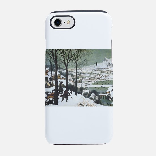 Hunters in the Snow iPhone 7 Tough Case