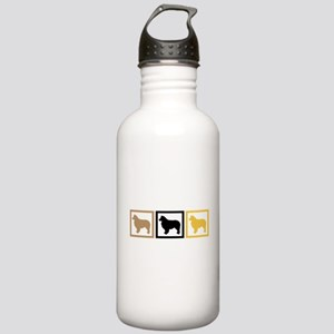 Australian Shepherd Dog Stainless Water Bottle 1.0
