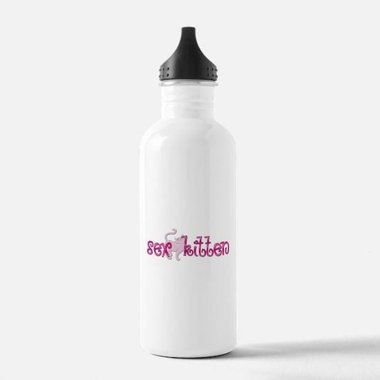 Sex Kitten Water Bottle