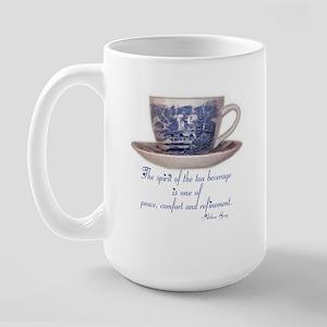 Teacup Large Mug