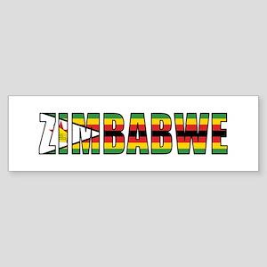 Zimbabwe Sticker (Bumper)