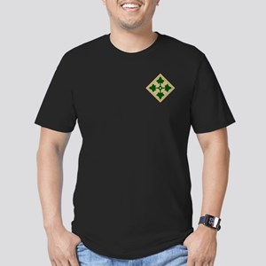 Ivy Division Men's Fitted T-Shirt (Dark)