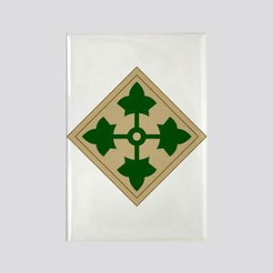 Ivy Division Rectangle Magnet
