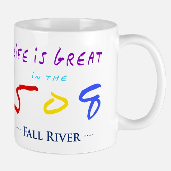 Fall River Mug