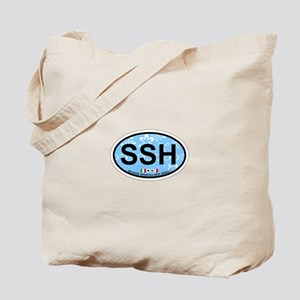 Seaside Heights NJ - Sand Dollar Design Tote Bag