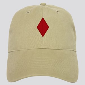 Red Diamonds Cap