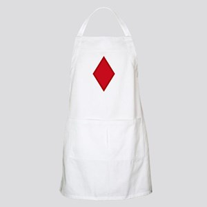 Red Diamonds Apron