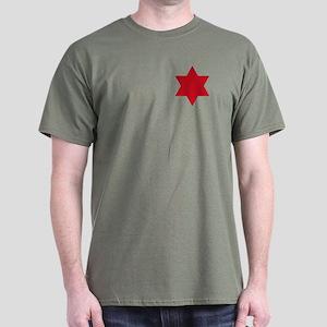 Red Star T-Shirt (Dark)