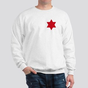 Red Star Sweatshirt