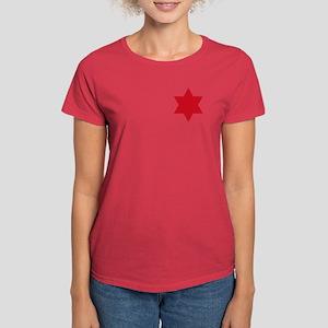 Red Star Women's T-Shirt (Dark)