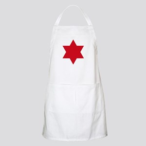 Red Star Apron