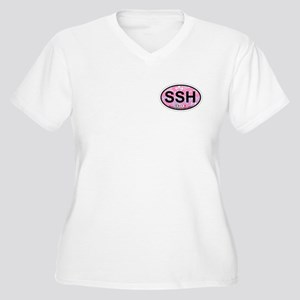 Seaside Heights NJ - Sand Dollar Design Women's Pl