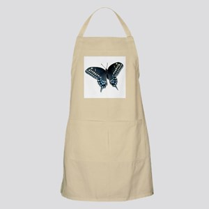 Black Swallowtail butterfly BBQ Apron