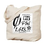 Phi Collage Tote Bag