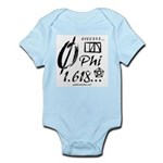 Phi Collage Infant Creeper