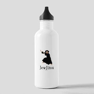 JewJitsu Stainless Water Bottle 1.0L